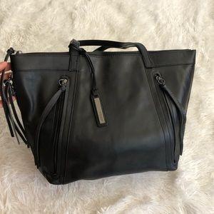 Genuine leather JOE'S Jeans tote purse
